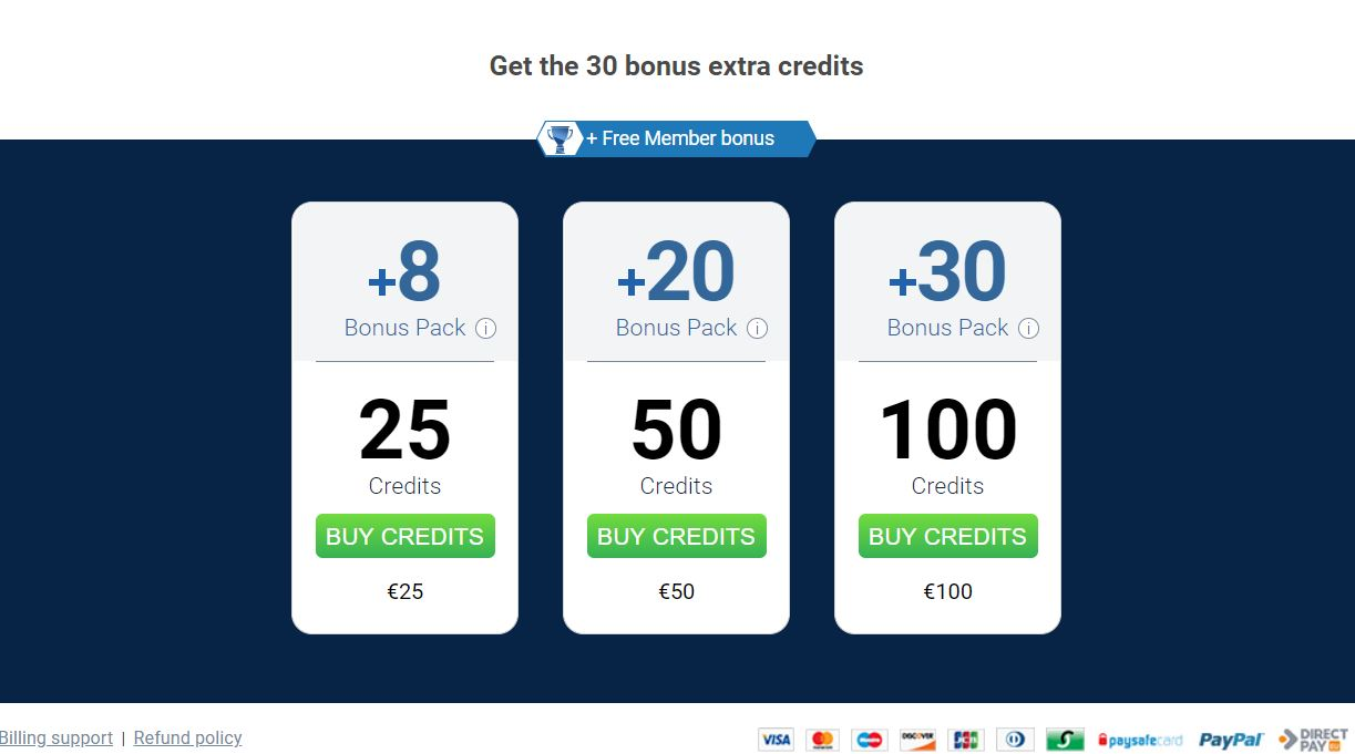 ImLive Pricing packages and Discounts
